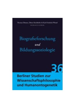 Abbildung von Diesner / Kirchhöfer | Soziologie und Biographie | 1. Auflage | 2017 | 36 | beck-shop.de