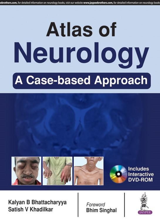 Atlas of Clinical Neurology | Bhattacharyya / Khadilkar, 2017 | Buch (Cover)