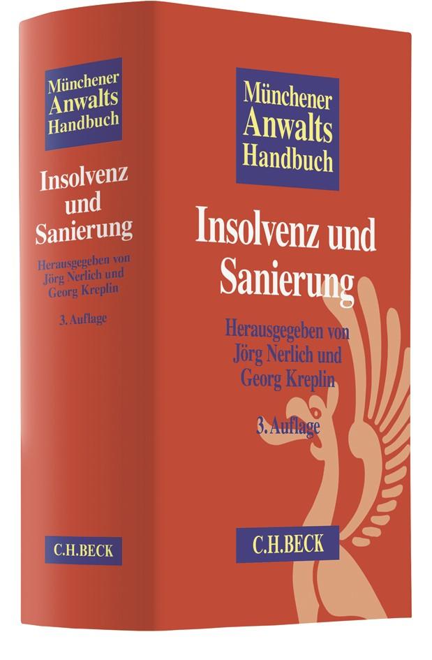 Münchener Anwaltshandbuch Insolvenz und Sanierung | 3., überarbeitete und erweiterte Auflage, 2018 | Buch (Cover)