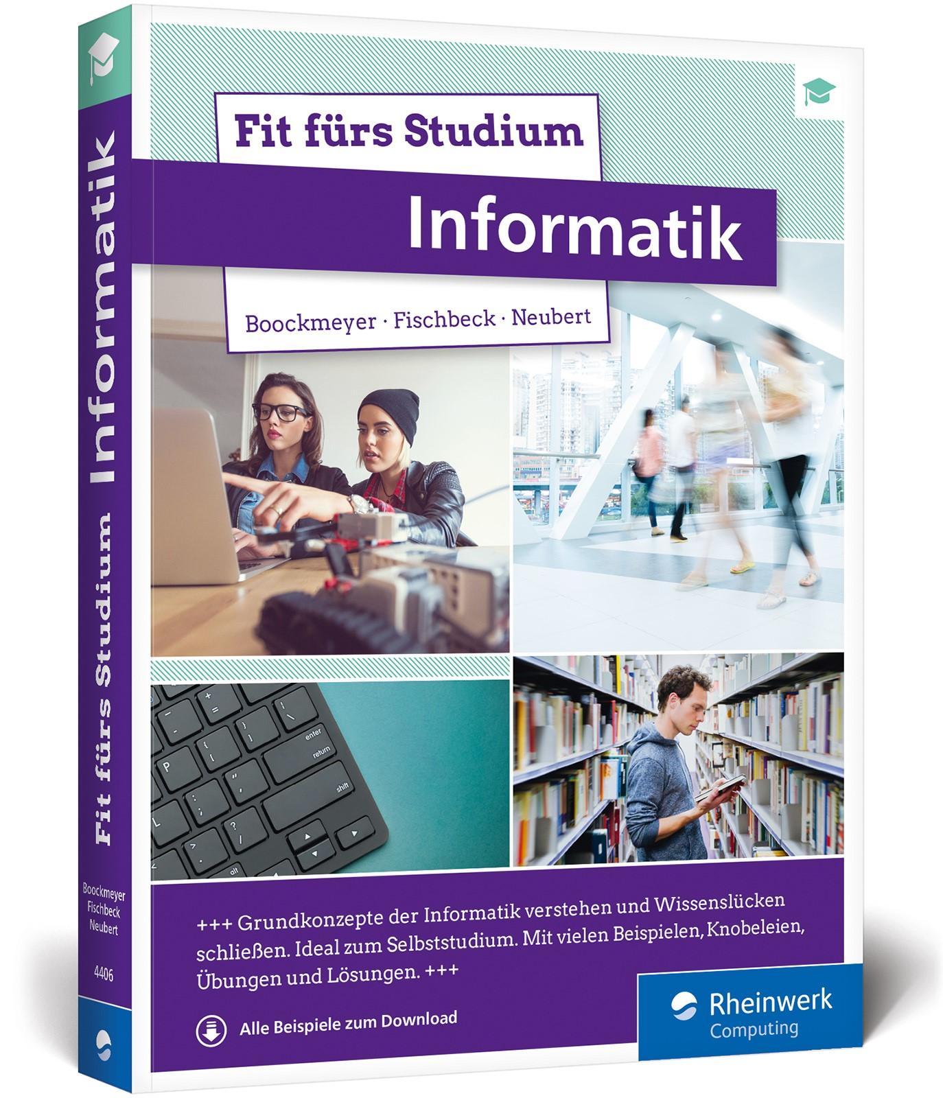 Abbildung von Boockmeyer / Fischbeck / Neubert | Fit fürs Studium - Informatik | 2017