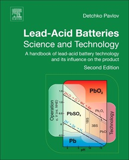 Abbildung von Pavlov | Lead-Acid Batteries: Science and Technology | 2. Auflage | 2017 | beck-shop.de