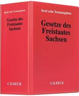 Abbildung von Gesetze des Freistaates Sachsen | 72. Auflage | 2019