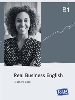Abbildung von Real Business English B1. Teacher's Book | 1. Auflage | 2017 | beck-shop.de