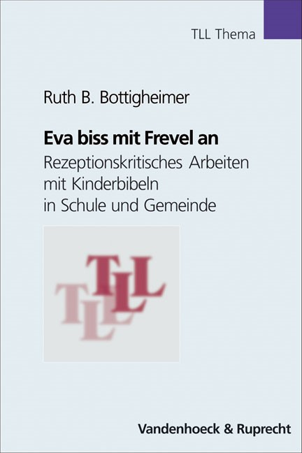 Eva biss mit Frevel an | Bottigheimer, 2003 | Buch (Cover)