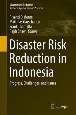 Abbildung von Djalante / Garschagen | Disaster Risk Reduction in Indonesia | 1. Auflage | 2017 | beck-shop.de
