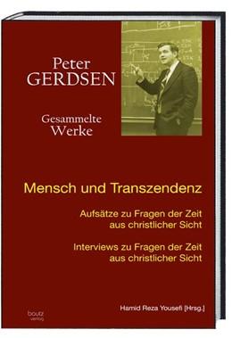 Abbildung von Yousefi   Mensch und Transzendenz   2017   Aufsätze zu Fragen der Zeit au...
