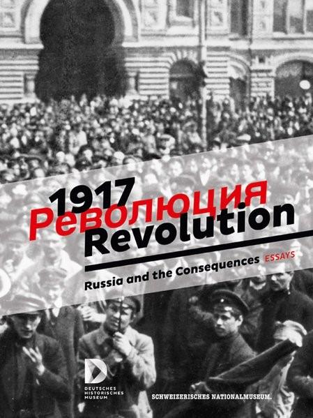 1917. Revolution., 2017 | Buch (Cover)