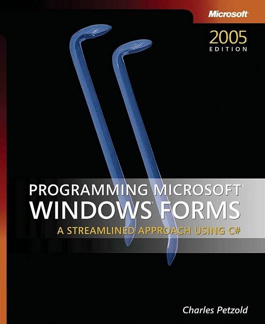 Abbildung von Petzold | Programming Microsoft(r) Windows(r) Forms | 2005
