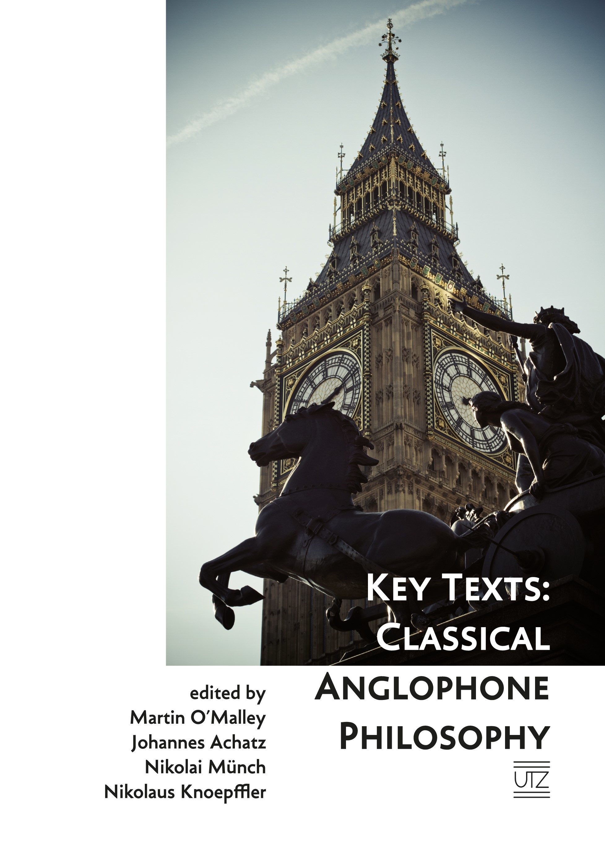 Key Texts: Classical Anglophone Philosophy | O'Malley / Achatz / Münch / Knoepffler, 2017 | Buch (Cover)