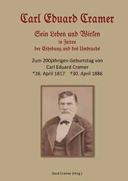 Abbildung von Cramer   Carl Eduard Cramer   1. Auflage   2017   beck-shop.de
