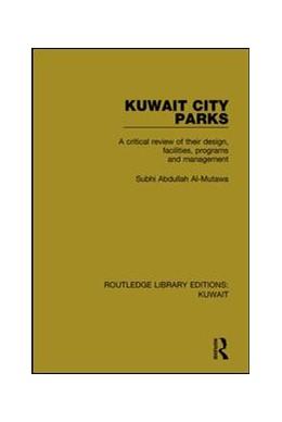 Abbildung von Al-Mutawa | Kuwait City Parks | 1. Auflage | 2017 | 3 | beck-shop.de
