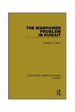 Abbildung von Alessa | The Manpower Problem in Kuwait | 1. Auflage | 2017 | 5 | beck-shop.de