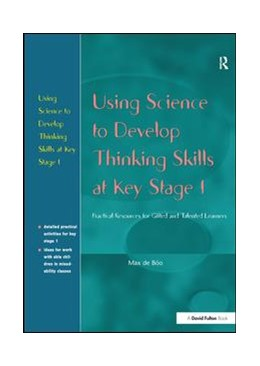 Abbildung von de Boo | Using Science to Develop Thinking Skills at KS1 | 1. Auflage | 2017 | beck-shop.de