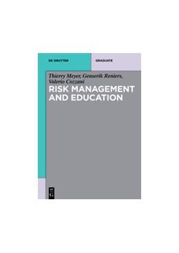 Abbildung von Meyer / Reniers / Cozzani | Risk Management and Education | 2019