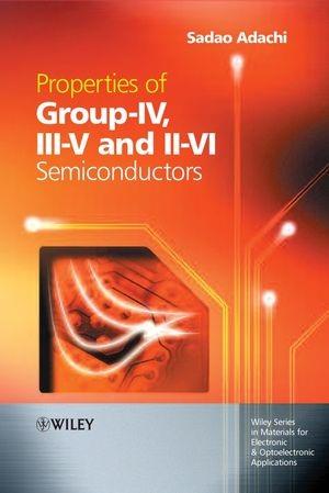 Abbildung von Adachi   Properties of Group-IV, III-V and II-VI Semiconductors   1. Auflage   2005