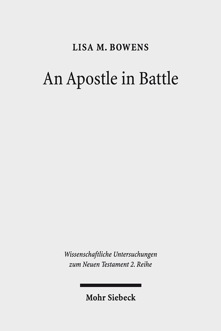 An Apostle in Battle | Bowens, 2017 | Buch (Cover)