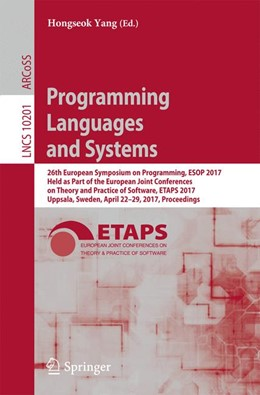 Abbildung von Yang | Programming Languages and Systems | 2017 | 26th European Symposium on Pro...