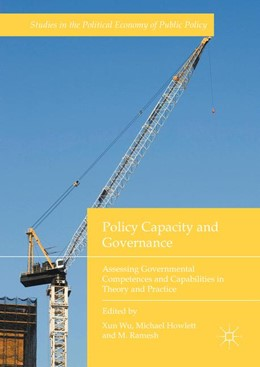 Abbildung von Wu / Howlett / Ramesh   Policy Capacity and Governance   2017   Assessing Governmental Compete...