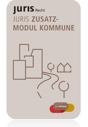 juris PartnerModul Kommunen - Jahresabonnement, 2017 (Cover)