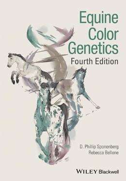 Abbildung von Sponenberg / Bellone | Equine Color Genetics | 4. Auflage | 2017 | beck-shop.de