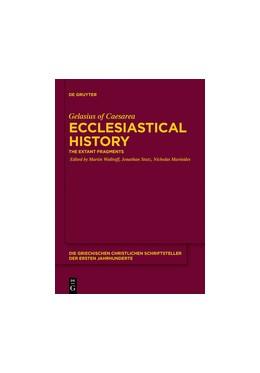 Abbildung von Wallraff / Stutz | Ecclesiastical History | 1. Auflage | 2017 | beck-shop.de