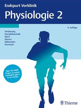 Abbildung von Endspurt Vorklinik: Physiologie 2 | 4. aktualisierte Auflage | 2017 | Die Skripten fürs Physikum