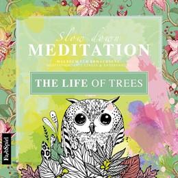 Abbildung von Wirth | Malbuch Erwachsene Entspannung: The Life of Trees | 2019 | Mit zauberhaften Motiven entsp...