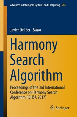 Abbildung von Del Ser | Harmony Search Algorithm | 1. Auflage | 2017 | beck-shop.de