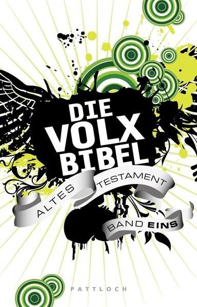Die Volxbibel | Dreyer, 2009 | Buch (Cover)