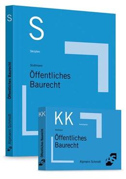 Abbildung von Stuttmann | Skript Öffentliches Baurecht + Karteikarten Öffentliches Baurecht - Set
