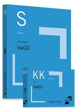 Abbildung von Wüstenbecker | Skript VwGO + Karteikarten VwGO - Set