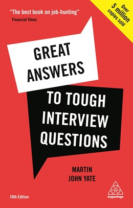 Abbildung von Yate | Great Answers to Tough Interview Questions | 2017