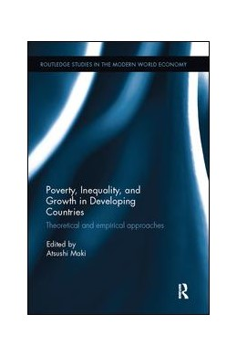 Abbildung von Maki | Poverty, Inequality and Growth in Developing Countries | 1. Auflage | 2017 | beck-shop.de