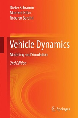 Abbildung von Schramm / Hiller / Bardini | Vehicle Dynamics | 2nd edition | 2017 | Modeling and Simulation