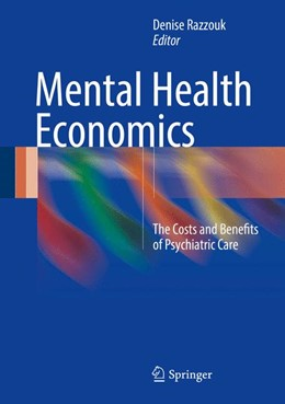 Abbildung von Razzouk | Mental Health Economics | 1. Auflage | 2017 | beck-shop.de