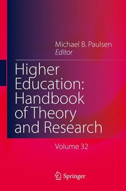 Abbildung von Paulsen | Higher Education: Handbook of Theory and Research | 1st ed. 2017 | 2017 | Published under the Sponsorshi...