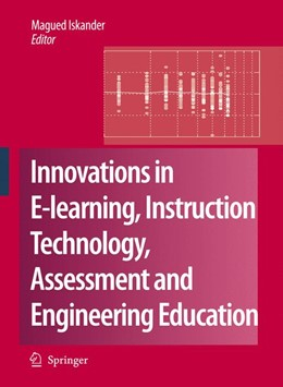 Abbildung von Iskander | Innovations in E-learning, Instruction Technology, Assessment and Engineering Education | 2007