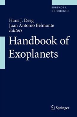 Abbildung von Deeg / Belmonte | Handbook of Exoplanets | 1st ed. 2018 | 2018