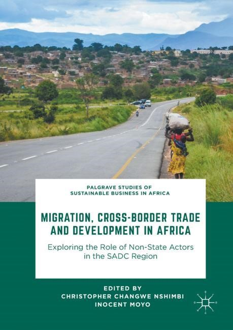 Migration, Cross-Border Trade and Development in Africa | Nshimbi / Moyo | 1st ed. 2017, 2017 | Buch (Cover)
