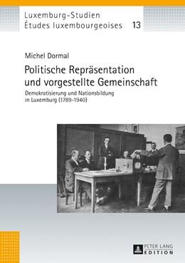 Abbildung von Dormal / Pauly   Politische Repräsentation und vorgestellte Gemeinschaft   2017   Demokratisierung und Nationsbi...