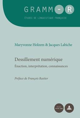Abbildung von Holzem / Labiche   Dessillement numérique   2017   Énaction, interprétation, conn...