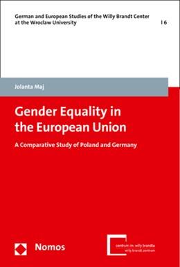 Abbildung von Maj | Gender Equality in the European Union | 2017 | A Comparative Study of Poland ... | 6