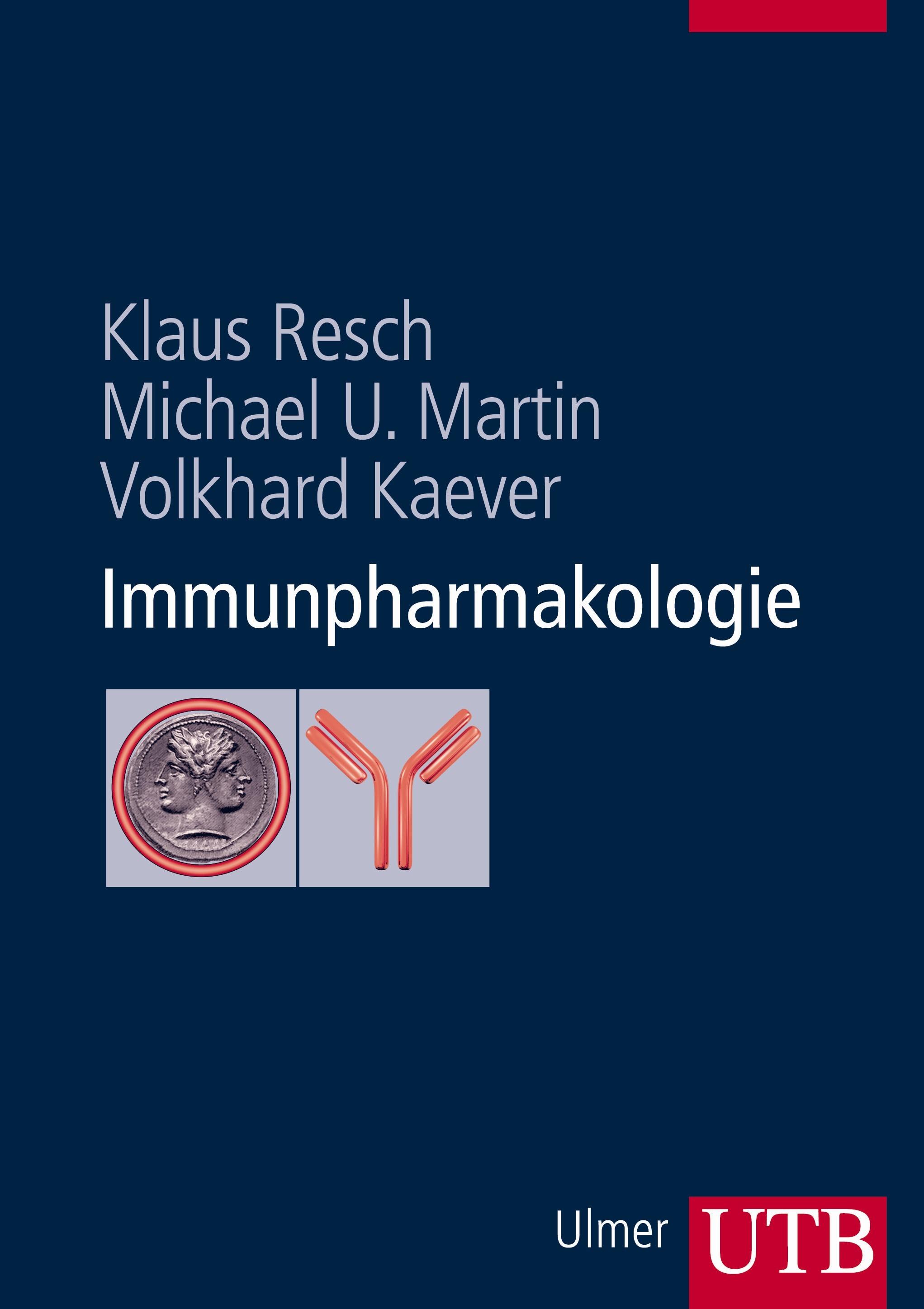 Abbildung von Resch / Martin / Kaever   Immunpharmakologie   2010