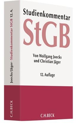 Abbildung von Joecks / Jäger | Strafgesetzbuch: StGB | 12. Auflage | 2018 | Studienkommentar