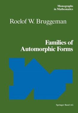 Abbildung von Families of Automorphic Forms   1994   88
