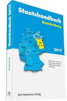 Abbildung von Staatshandbuch Brandenburg 2017 | 1. Auflage | 2017 | beck-shop.de