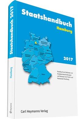 Abbildung von Staatshandbuch Hamburg 2017 | 1. Auflage | 2017 | beck-shop.de