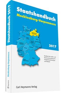 Abbildung von Staatshandbuch Mecklenburg-Vorpommern 2017 | 1. Auflage | 2017 | beck-shop.de