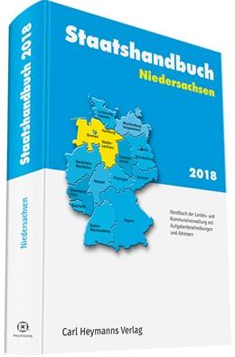 Abbildung von Staatshandbuch Niedersachsen 2017 | 1. Auflage | 2018 | beck-shop.de