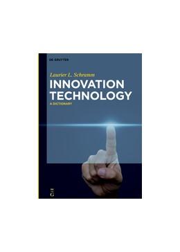 Abbildung von Schramm | Innovation Technology | 2017 | A Dictionary